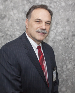 Jim Tune, St. Anthony's Vice President of Quality