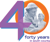 St. Anthony's is celebrating 40 years of service in South County.